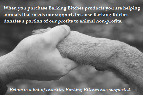 Barking Bitches Hand and Paw