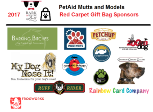 2017 PetAid Mutts And Models Event